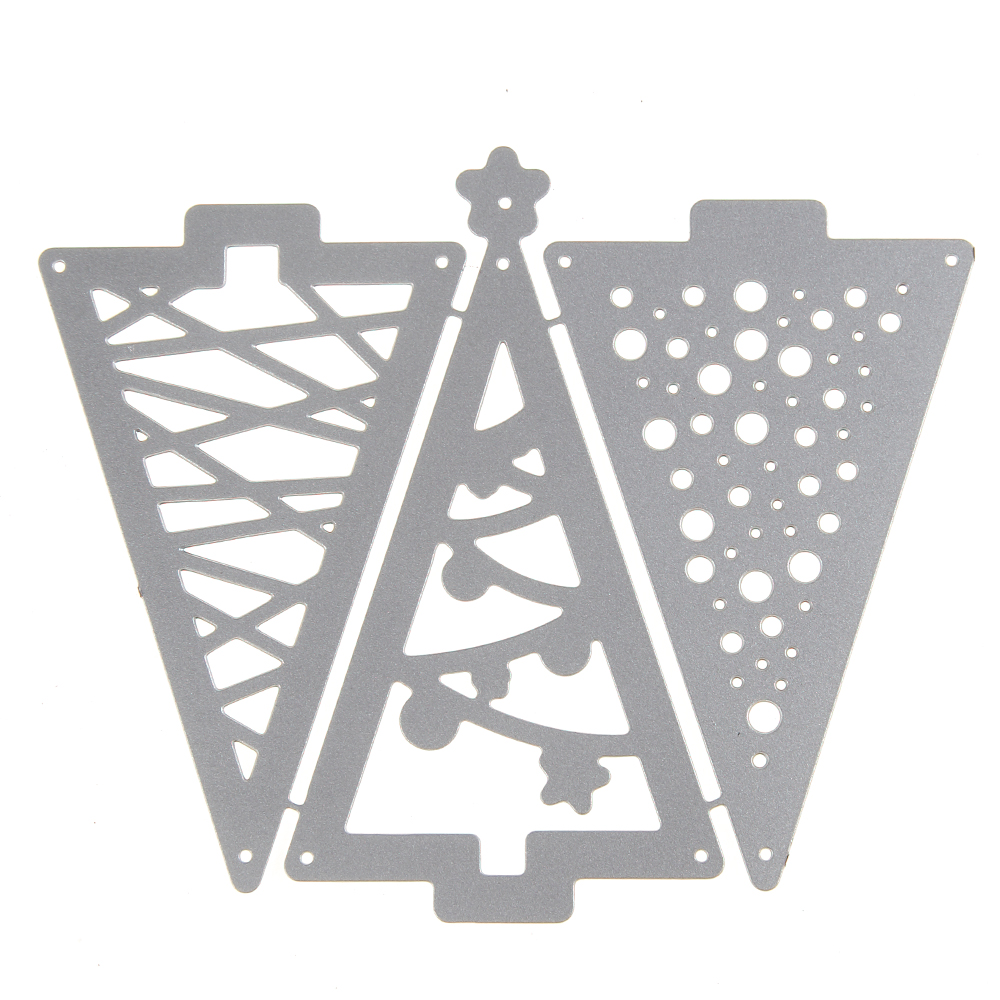 aliexpress com buy christmas tree cutout metal dies cutting