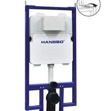 Смывной бачок спрятан в стены туалетный поток бак для настенные туалет 8801.13.1
