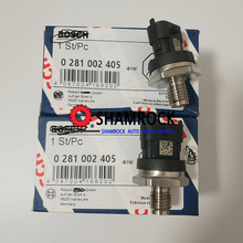 Fuel Rail Pressure Sensor Common Regulator OEM 0281002405 /0281002788 for BBMW FFIAT Hyyundai KKIA NNISSAN RRENAULT LLAND RROVER genuine oem fuel rail pressure sensor assy 499000 6400 4990006400