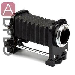 ADPLO Suit For Nikon AF Confirm Macro Fold Bellows D800 D800E D7000 D4 D3000 D5100 D300S