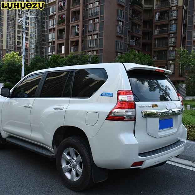 d24ec5815b35 Купить Luhuezu спортивные эмблемы Письмо Эмблема сбоку Знаки для Toyota  Land Cruiser Prado FJ150 LC120 аксессуары 2003 2017 Продажа Дешево.