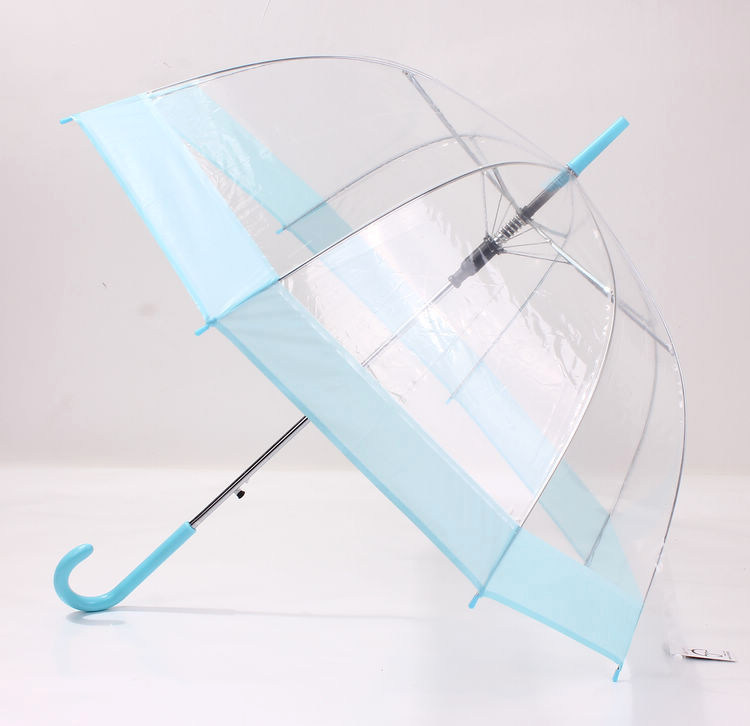 [Mouche aigle] fée saison arche Apollo Parasol Transparent princesse avec couleur bleue