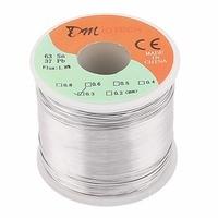 Welding Iron Wire Reel 400g FLUX 1 8 0 3mm 63 37 Tin Lead Line Rosin