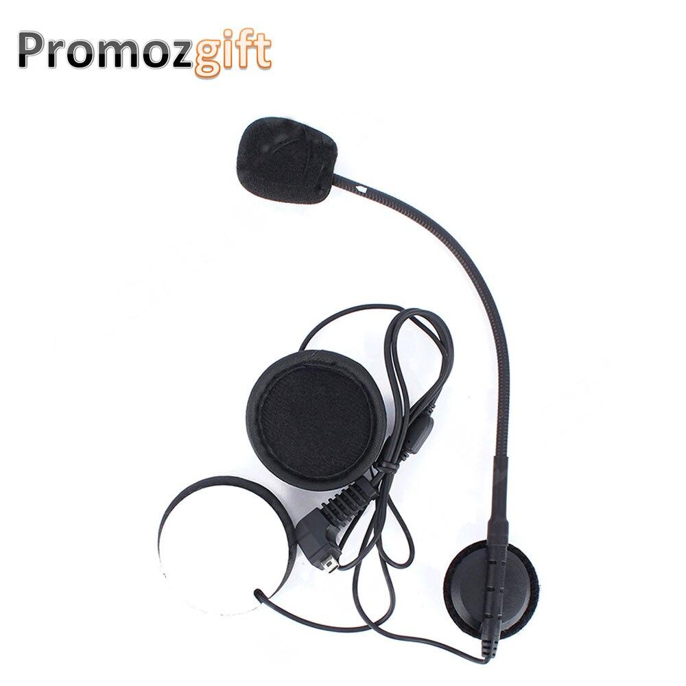 1 PC Earphone Accessory for  BT-S1 / BT-S2 Bluetooth Helmet BT Bluetooth Motorcycle Interphone Helmet Intercom Headset