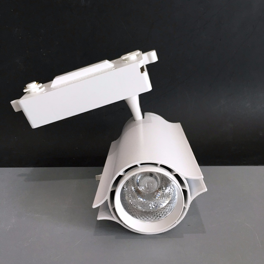 30w Led Track Lighting Fixtures: Free Shipping LED Lighting Fixtures Commercial Aluminum