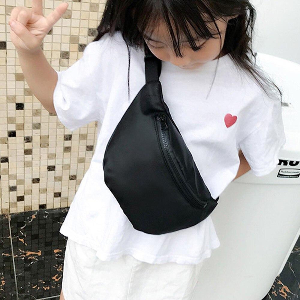 GroßZüGig Taschen 2019 Mode Frische Mädchen Kinder Tasche Taille Tasche Brust Tasche Messenger Taschen Geldbörse Snack Pack # T08