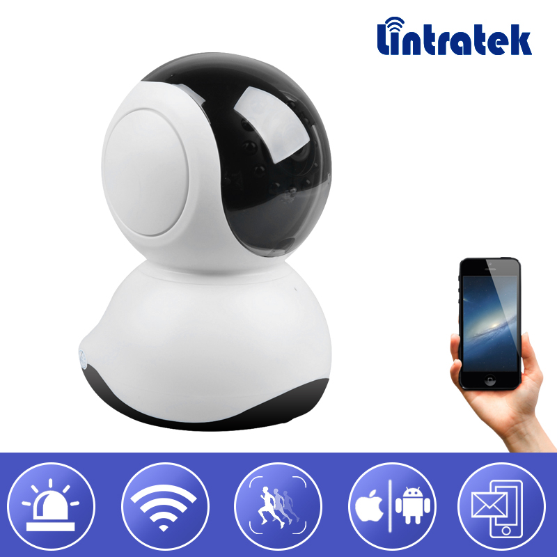 Lintratek Video Wifi Surveillance Camera HD 720P Mini CCTV Wireless Camera IP wi-fi Home Security Camera Baby Monitor Cam wifi ip camera wi fi mini cctv onvif p2p wireless hd 720p security home surveillance camera night vision hd ip cam lintratek