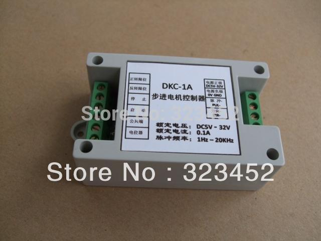 Free shipping Industrial DKC-1A stepper motor controller / pulse generator / Servo / potentiometer speed melario girls dress 2018 summer children clothes splicing lace dress hat girls floral kids princess dress for 2 6 years girl