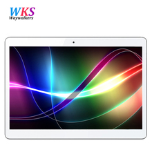 Waywalkers T805C 10.1 inch tablet pc android 4.4 Smart tablet pcs octa core call tablet computer Ram 4GB Rom 64GB USB flash port