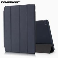 DOWSWIN For Ipad 2 3 4 Case PU Leather Smart Cover 4 Fold Cover Ultra Slim
