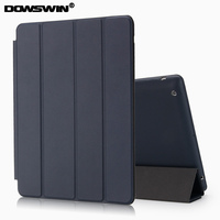 DOWSWIN For Ipad 2 3 4 Case PU Leather Smart Cover 4 Fold Cover Ultra Slim