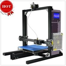 Pantalla Táctil LED de Funcionamiento más Populares y Asequibles Uso Doméstico FDM Impresora 3D Prusa I3 BRICOLAJE Impresora 3D de Escritorio Digital