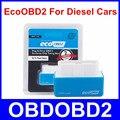 Azul Caixa de Chip Tuning Carro Diesel EcoOBD2 Eco OBD2 Plug And Drive Menor consumo de Combustível e Emissões Mais Baixas NitroOBD2 Frete Grátis