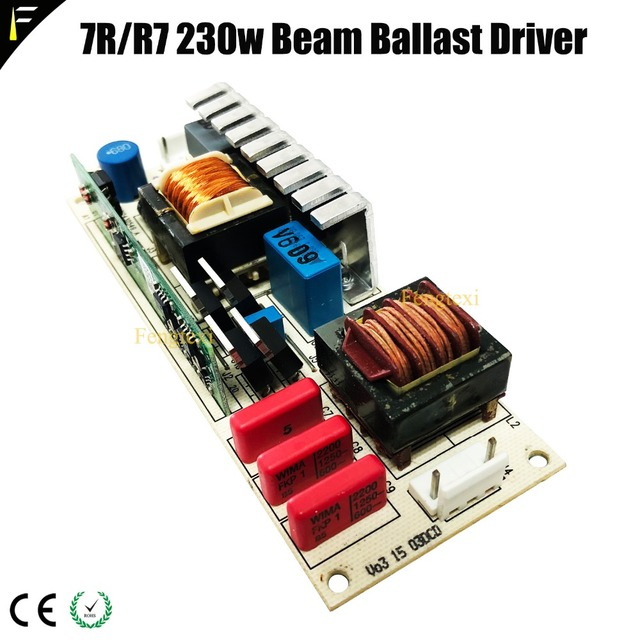 moving head beam sharpy r7 7r 230 ballast drive lamp board circuit Philips Ignitors moving head beam sharpy r7 7r 230 ballast drive lamp board circuit lighter igniter for stage moving light