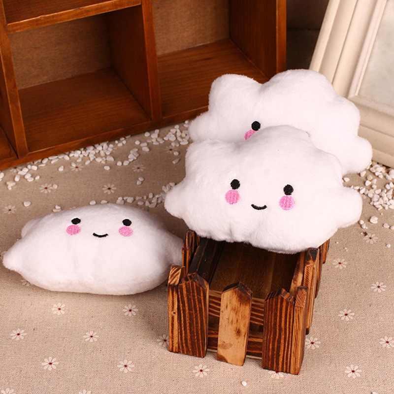 2018 Amantes do Brinquedo de Pelúcia de Estimação Nuvem Branca Pet Jogando Brinquedos Divertidos Produtos