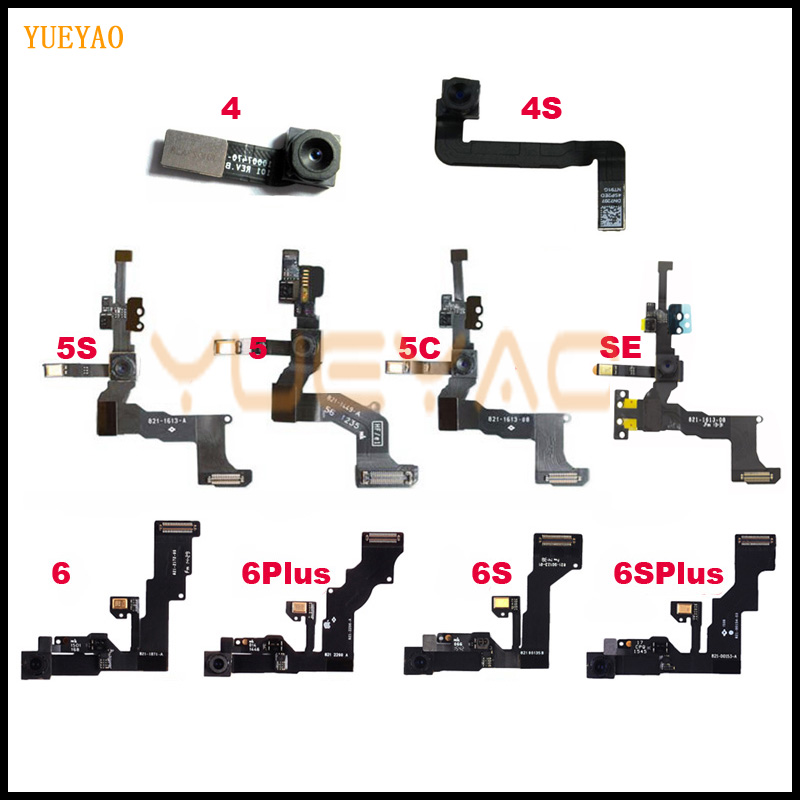 Camera Sensor Flex-Cable Proximity Front 6s-Plus iPhone 6 for 5 5S 5C 4/4s/Right/..