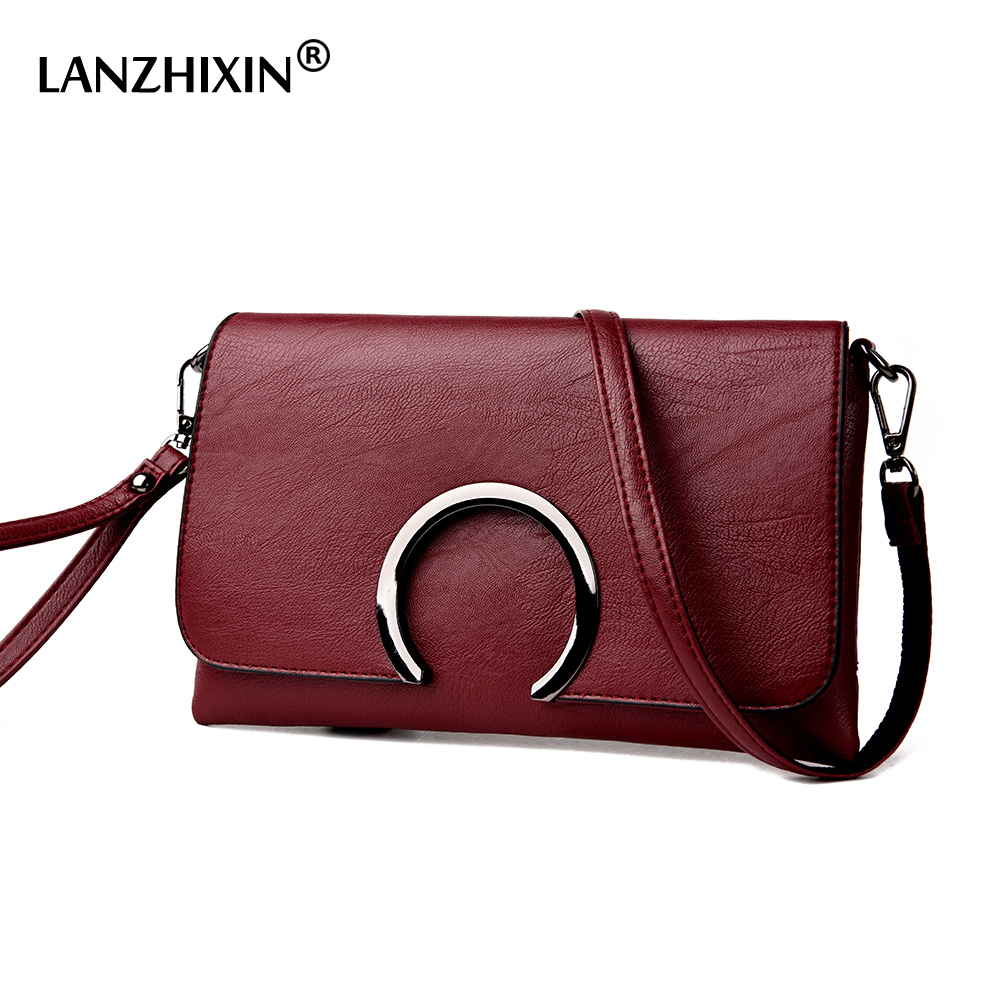 Lanzhixin Women Day Clutch Bags Vintage Ladies Small Envelope Shoulder Bags Organizer Party messenger bags crossboday bags 1606