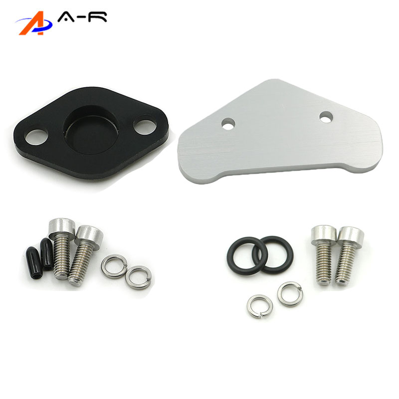 Stock For Kawasaki Jetski 650 750 Standups And Sitdown SXi STS ZXi SS SX ST TS X-2 Oil Injection & Crankcase Block Off Plate