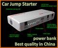 La mejor calidad 12000 mAh multifuncional coche batería banco de potencia de arranque para Teana Bluebird Sylphy TIIDA Almera Altima