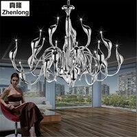 Led Lamp Pendant Lights Lustre Lamparas De Techo Colgante Moderna Suspension Luminaire Chandelier Ceiling Hanglamp Home