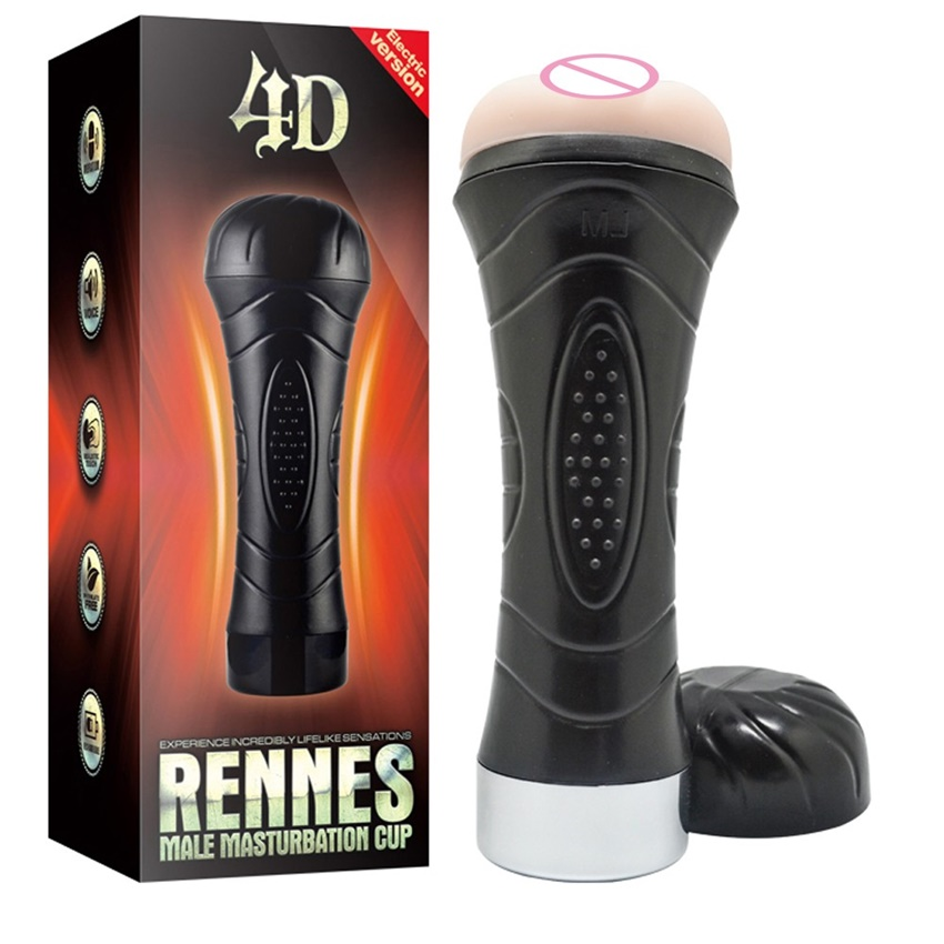 MLSice Diamond Realistic Adult Male Masturbator Cup Vibrating Anal Vaginal Pussy Calling Sound Sex Toy Products for Men evo 3d artificial vagina male masturbator adult sex products gasbag strong sucker vibrating masturbation cup sex toys for men