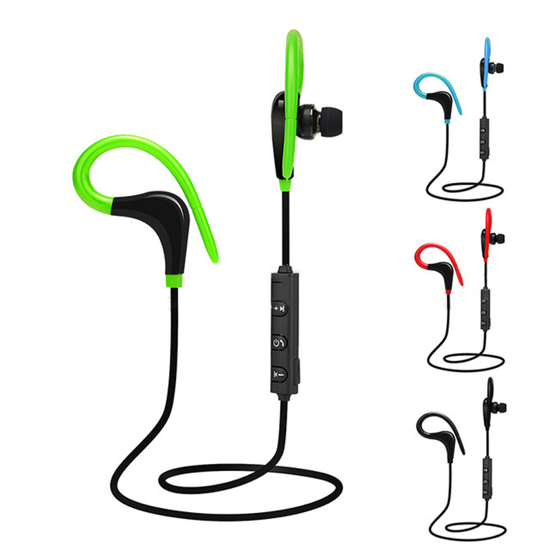 Sport Wireless Bluetooth headphones Handsfree Running Bluetooth Earphones with Mic Bluetooth Earbuds For Samsung Xiaomi Earbuds wireless bluetooth earbuds airpods earphones with usb car charger handsfree bluetooth earphone with mic for smartphone car
