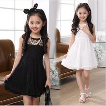 Vestido de la muchacha vestido de los cabritos para el bebé niñas ropa del estilo del verano nova niños marca partido de las muchachas vestidos de princesa children ropa