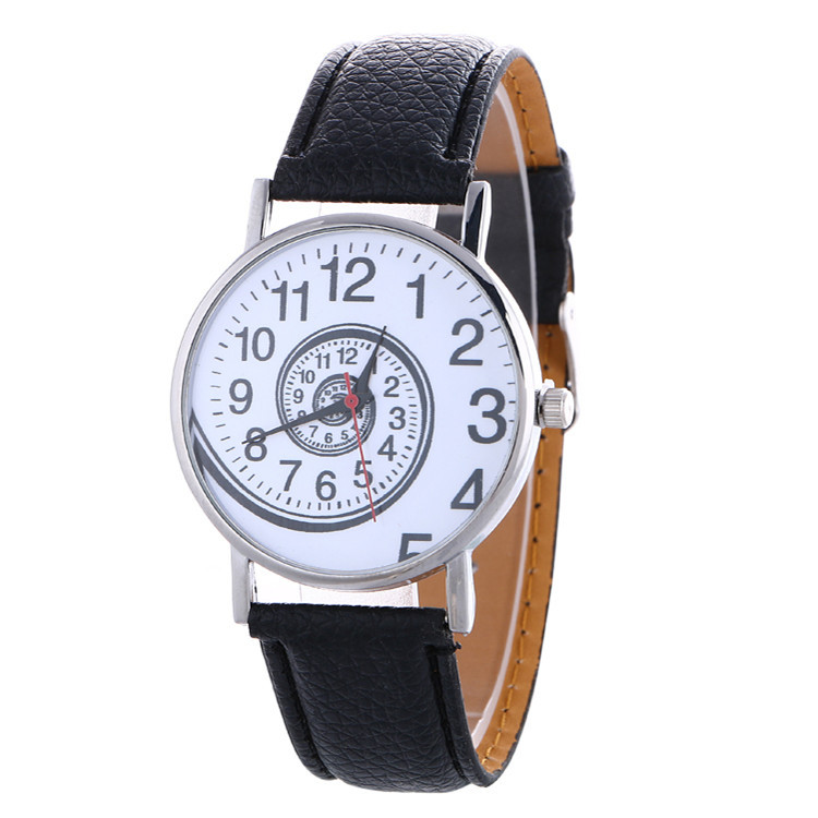 Fashion Casual Womens Quartz Wristwatch Leather Womens Bracelet Watches Dress Watch Special Numbers Feminino Children Gift
