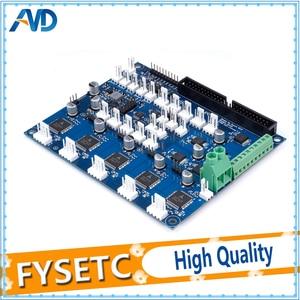 Image 3 - クローニング Duex5 DueX 拡張ボード TMC2660 サポート熱電対や PT100 娘ボード 3D プリンタと Cnc マシン