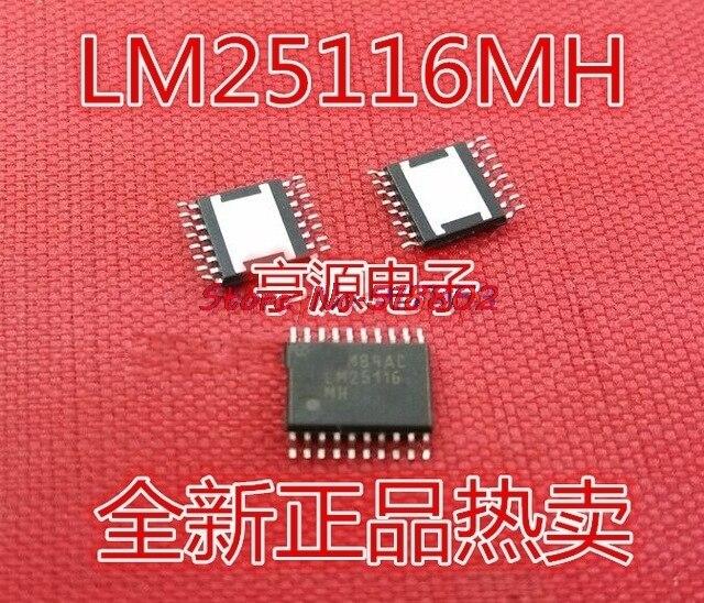 10pcs/lot LM25116 LM25116MH TSSOP-20 In Stock