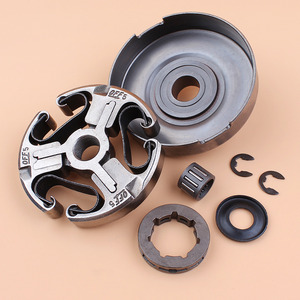 "Image 5 - Clutch Drum Sprocket Rim Washer Bearing Kit For Husqvarna 365 372 XP 372XP 371 362 Chainsaw Parts 3/8"" Pitch 7 Tooth"