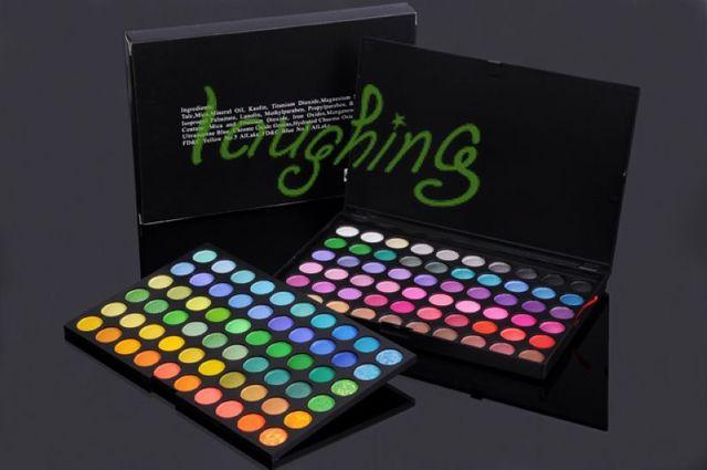 Pro 120 cores da paleta da sombra de maquiagem 120 - 1