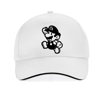 Super Mario Odyssey Cosplay Hat Luigi Bros Baseball Caps Anime Accessories Women Men Halloween Gifts Mario cap Snapback cmf goorin bros hat black cream