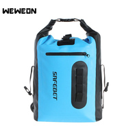 8L 45L Outdoor Sports Dry Bag for Rafting Kayaking Drifting Waterproof Dry Bag Swimming Storage Bag Swimming Training Backpack