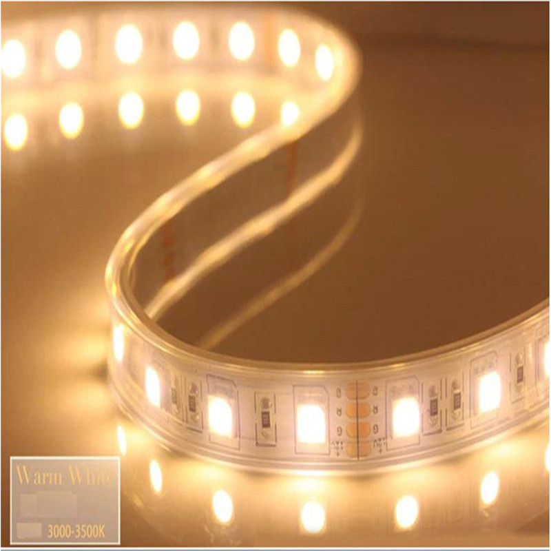 5M/Roll 5050 60led/m 24VDC IP67 Soft Strip Light ,led Tape Light For Outdoor  Use And Decoration ,suspended Strip,cabinet Strip In LED Strips From Lights  ...