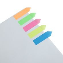 Multifunction Self-Adhesive Fluorescent Paper Stickers Set