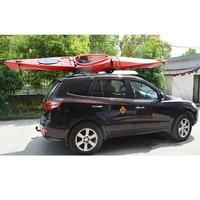 2 pièces planche de surf Kayak transporteur sécurité serrure arrimage crochet sangle corde canoë canotage voiture 8ft noir