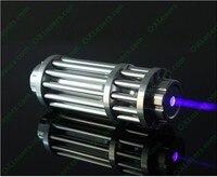 High Power 200W 200000m 450nm Blue Laser Pointer Multi pattern Powerful Burning Lazer Focus Burn paper lit cigarettes+5 caps