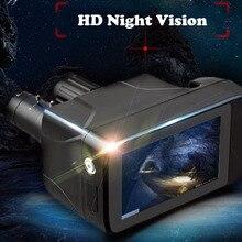 Jumelles de Vision nocturne numérique HD, à écran tactile intelligent, caméra multifonction Laser pour la surveillance nocturne et lenregistrement