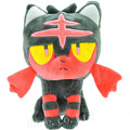 Pokemon Litten Character 8'' Stuffed Animal Soft Plush Toy Doll