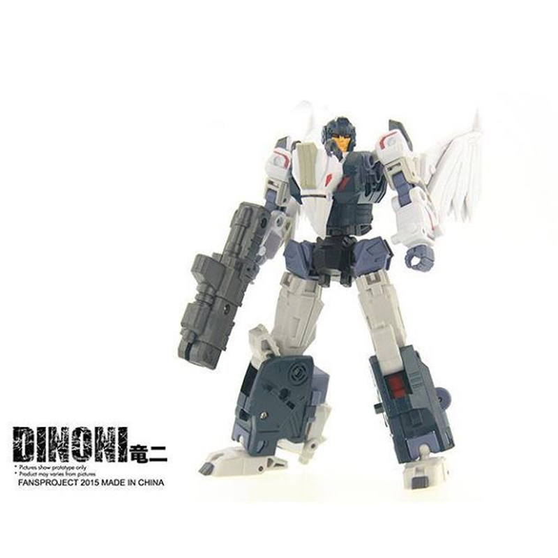 (IN STOCK) Toy Fansproject FPJ Saurus RYU-OH 2 Dinoni