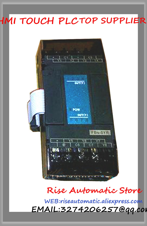 Brand New Original PLC FBs-8YR PLC 24VDC 8 DO relay Module high-quality fbs 16xyr fatek plc 24vdc 8 di 8 do relay module new in box