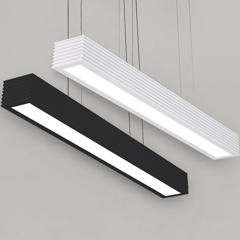 LED restaurant lights minimalist modern creative office study in black and white long pendant lights Nordic Art quality control and safety of fruit juices nectars and dairy products