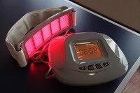 2018 новые продукты гибкие u образный ремень инфракрасный свет и вибрации терапии оборудования