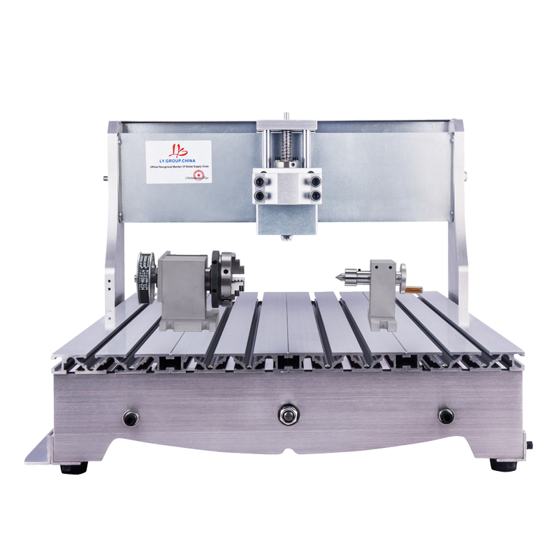 CNC Router 6040 Frame kit engraver DIY 3 4 axis Mini engraving milling machine with Motor 1605 Ball screw