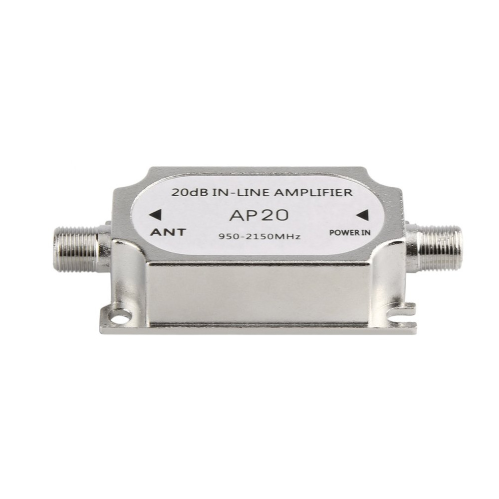 Cable Signal Strength Booster : Satellite switch db in line amplifier booster