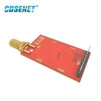sma נקבה מודול RF 1pc SX1212 433MHz אלחוטי CDSENET E33-TTL-20 משדר SMA נקבה UART והמקלט (5)
