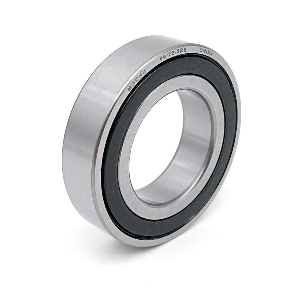 1pcs Bearing 69/22 69/22-2RS 22x39x9 22399 MOCHU Open Deep Groove Ball Bearings Single Row Bearing High Quality