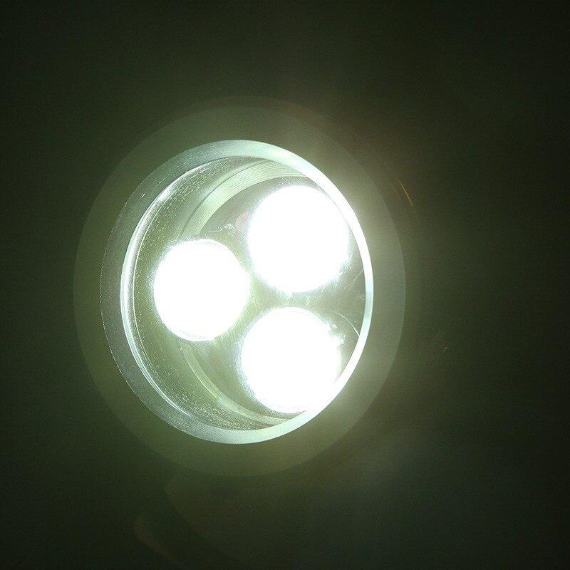 9W 12V RGB White Warm White LED Underwater Spot Light IP68 Waterproof Led Underground light Pond Aquarium Garden night Lamps in LED Underwater Lights from Lights Lighting