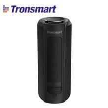 Tronsmart T6 Plus Bluetooth динамик 40 Вт портативный динамик глубокий бас Саундбар с IPX6 Водонепроницаемый, power Bank функция SoundPulse